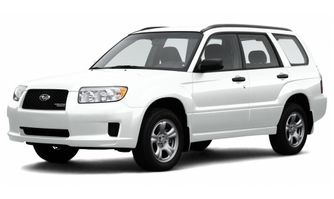 AWD Subaru Forester Station Wagon