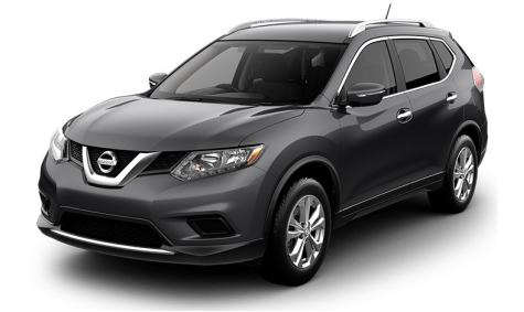 4WD Nissan X-Trail 5 Door SUV
