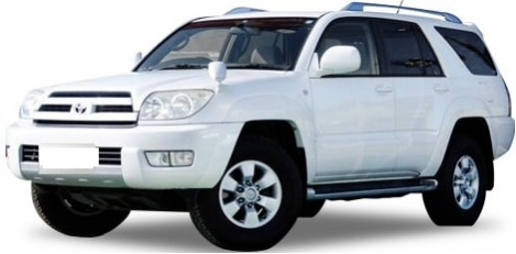 4WD Toyota Surf