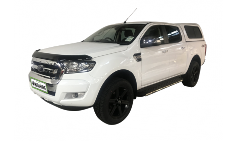 4WD Ford Ranger XLT Diesel with Canopy and Tow-bar