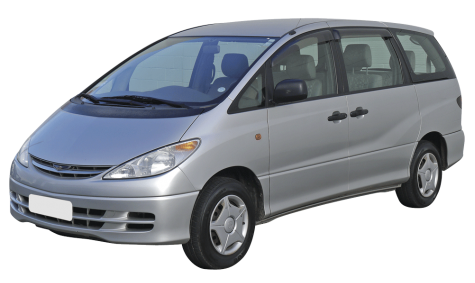 2WD 8 Seater People Mover